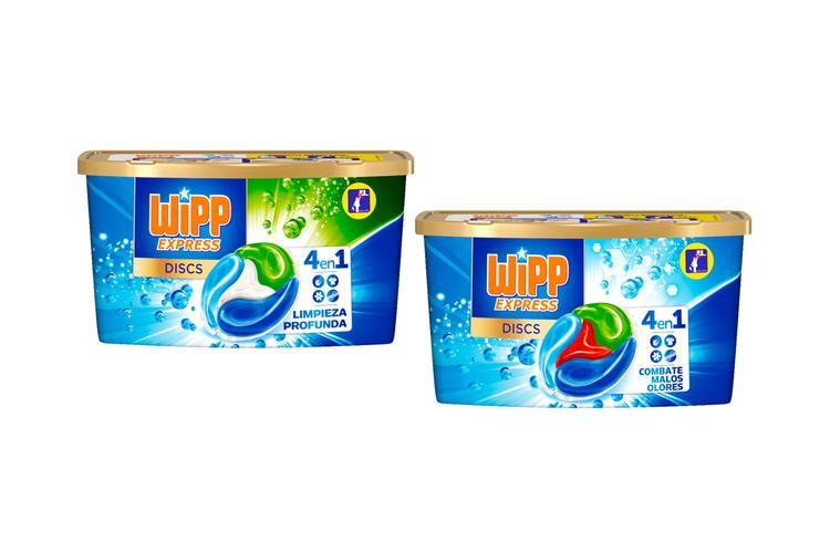 WiPP Express Discs