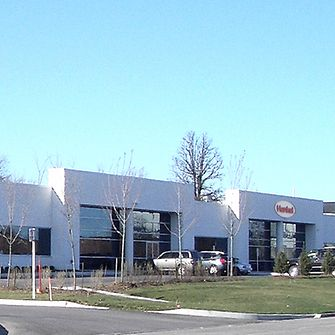 Location Henkel Canada Corporation, Mississauga, Canada