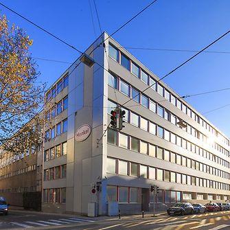 Site in Vienna, Austria