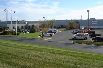 Location Henkel Corporation, Richmond, MO, United States