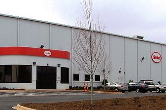 Location Henkel Corporation, Salisbury, NC, United States