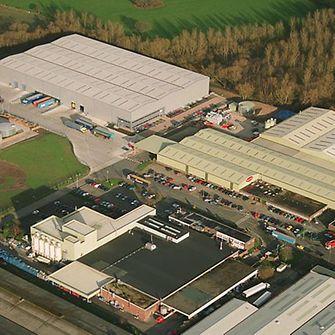 Locations Henkel Ltd., Winsford, United Kingdom