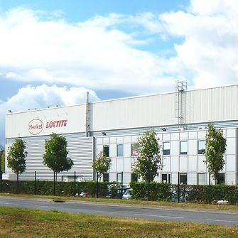Location Henkel Technologies France S.A.S., Verneuil en Halatte, France