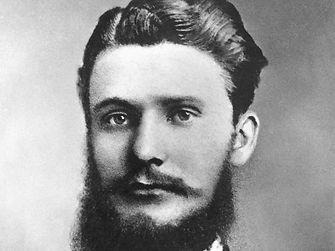 Історичний портрет Фріца Хенкеля