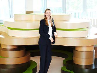 Portrait of Dr. Simone Bagel-Trah