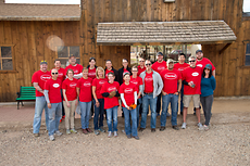 Henkel Consumer Goods employees will volunteer at 14 organizations in this year's Community Service Day