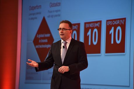 Henkel's Chief Financial Officer and Member of the Board Carsten Knobel