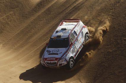 Szalay Dakar Africa Eco Race 2
