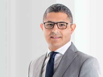 Ramy Bermawy  General Manager Beauty Care