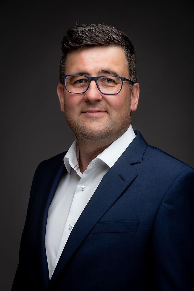 Christof Vollstedt  Direktor družbe Henkel Maribor d.o.o. in vodja proizvodno-oskrbovalne verige