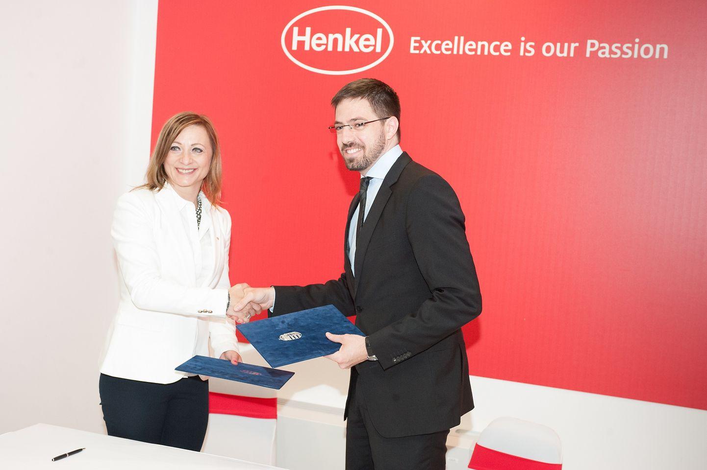A Henkel Magyarország Kft. és Magyarország Kormánya stratégiai együttműködési megállapodást kötött