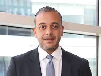 Ahmed Nasser VP Middle East Cluster and Sales MEA