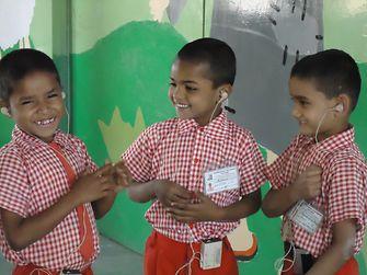 Henkel employee Chaitanya Meshramkar, has joined hands with Maharashtra Fellowship for Deaf (MFD),