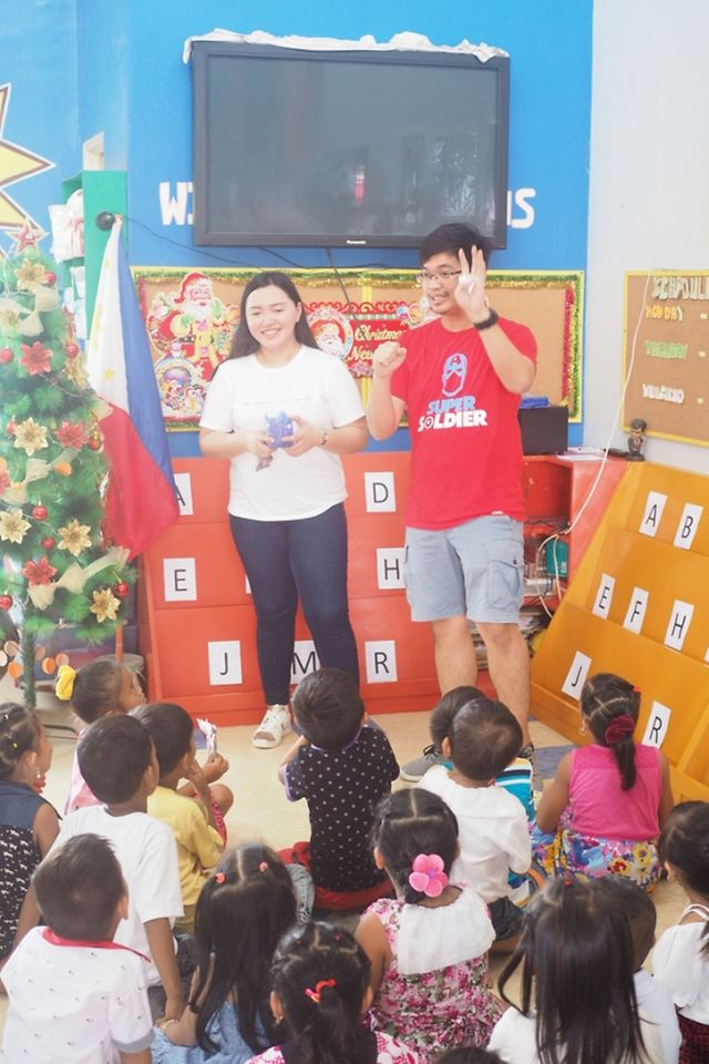 Henkel employees in Manila, Philippines, launched a series of sustainable projects this year which were intended to provide long-term benefit to their community