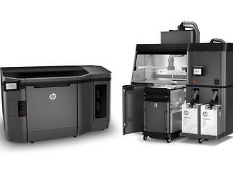 HP Multi Jet Fusion Technology