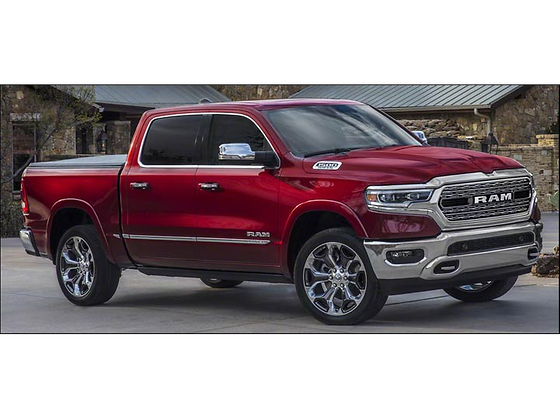 The 2019 Ram 1500 features Henkel Adhesive Technologies products in its all-new design.