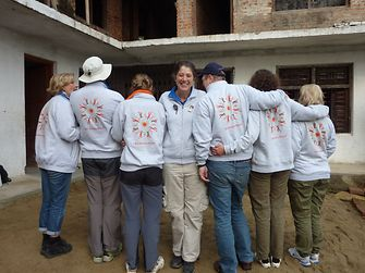 In the 17 years since her first aid mission in Nepal, the team has grown steadily larger