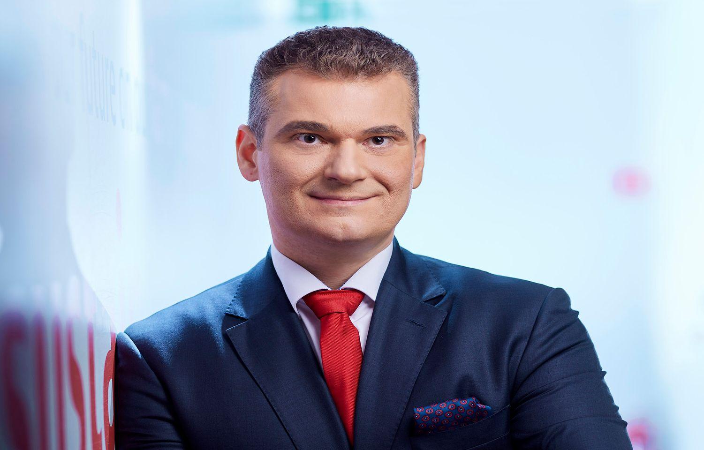 Martin Schittengruber - dyrektor zarządzający działu Beauty Care Henkel Polska