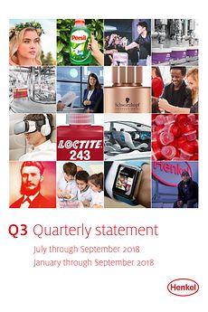 Q3 2018 Statement Cover