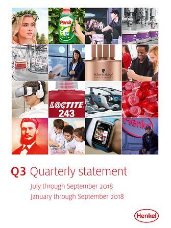 Negyedéves jelentés Q3/2018 (Cover)