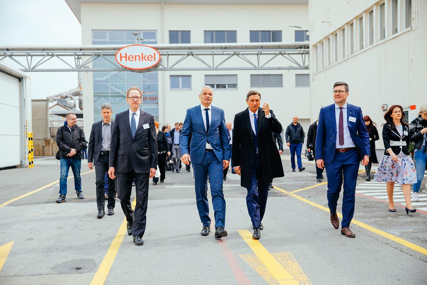 Henkel Maribor facility
