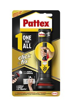 Pattex One for All Click & Fix