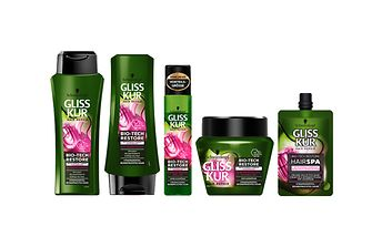 Gliss Kur Bio-Tech Restore
