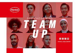 Henkel has released a new employer branding campaign.