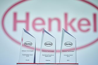 Adhesive Technologies verleiht Supplier Awards an Eastman, BYK und EVONIK